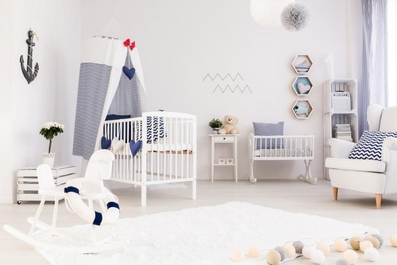 Fra baby til barn - sådan indretter du et godt børneværelse