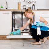 Sådan gør du din opvaskemaskine ren
