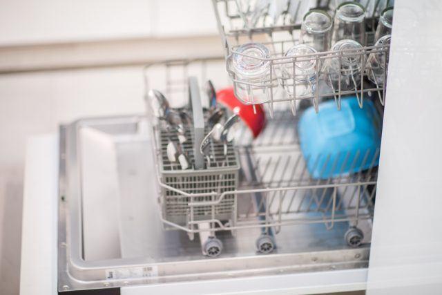 sådan gør du vaskemaskinen ren