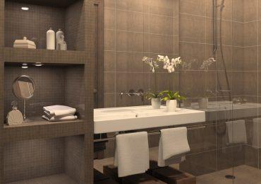 badeværelsesskabe