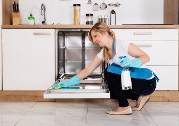 rengøring opvaskemaskine