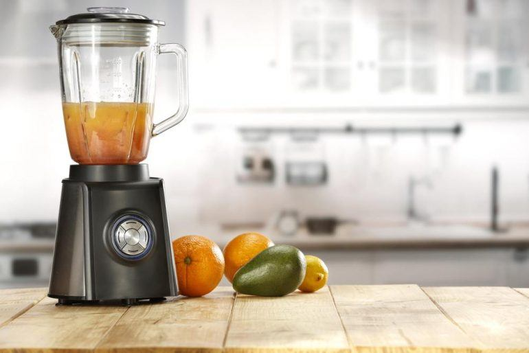 Find den rigtige blender til smoothies, supper og drinks
