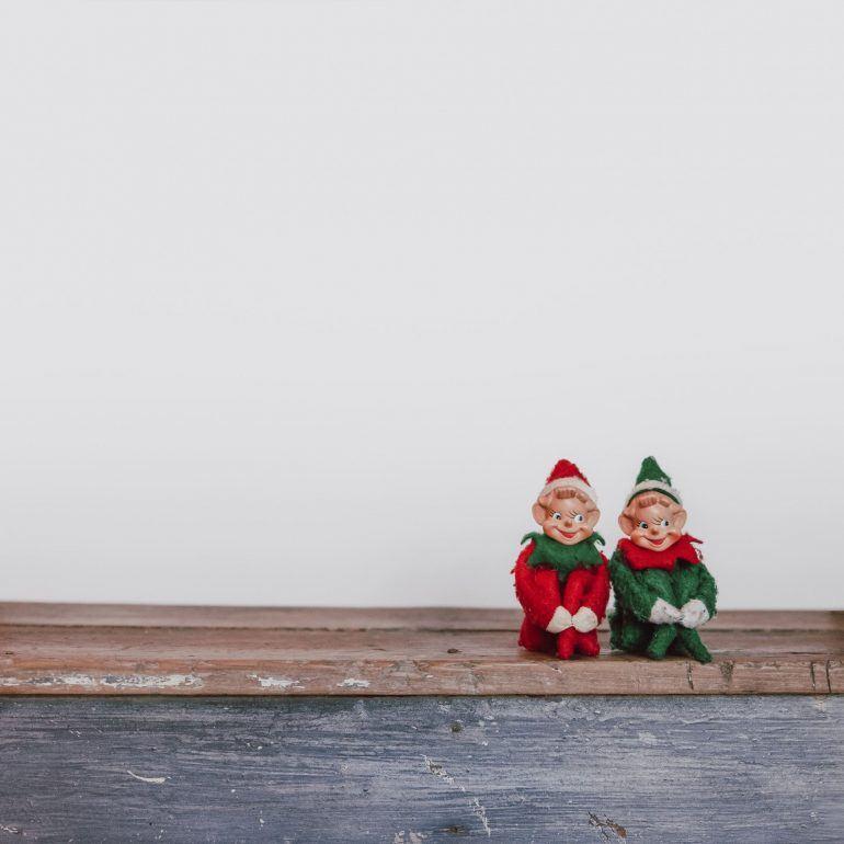 Julen varer længe... men ikke længe nok